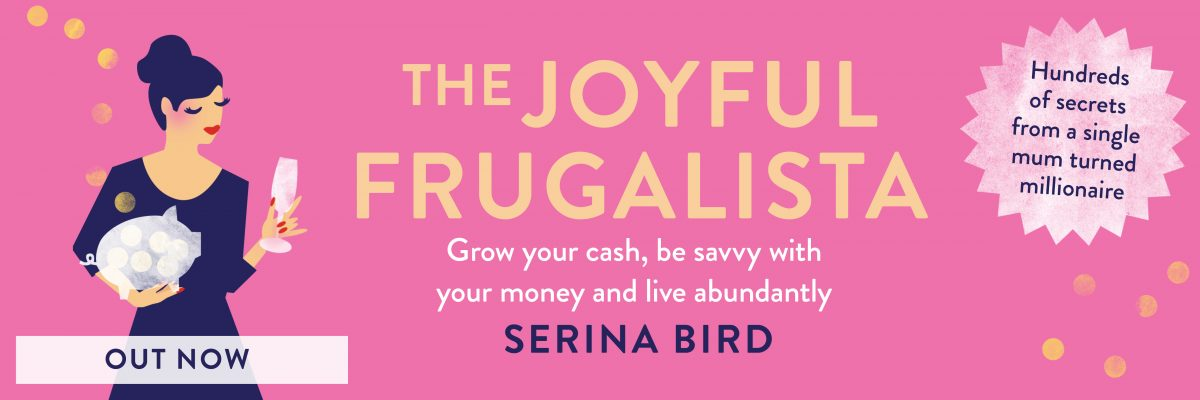 The Joyful Frugalista